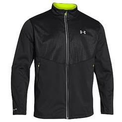 Under Armour ColdGear Infrared Chrome Heavy Jacket - Black 1248627-001