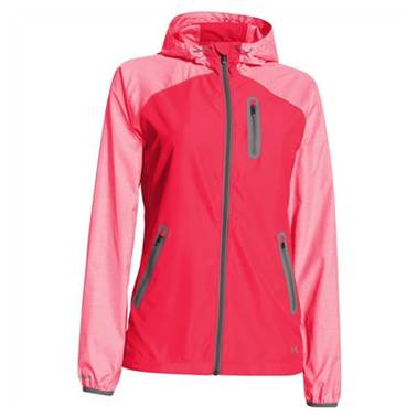 Under Armour Women's Qualifier Woven Jacket